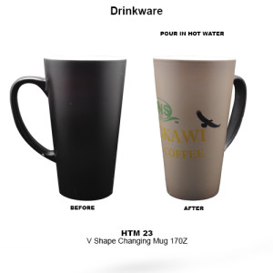 HTM-23 V-Shape Changing Mug