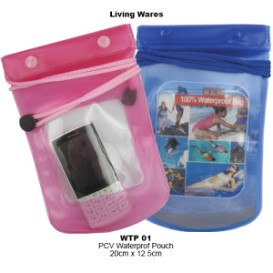 WTP-01 PVC Waterproof Pouch